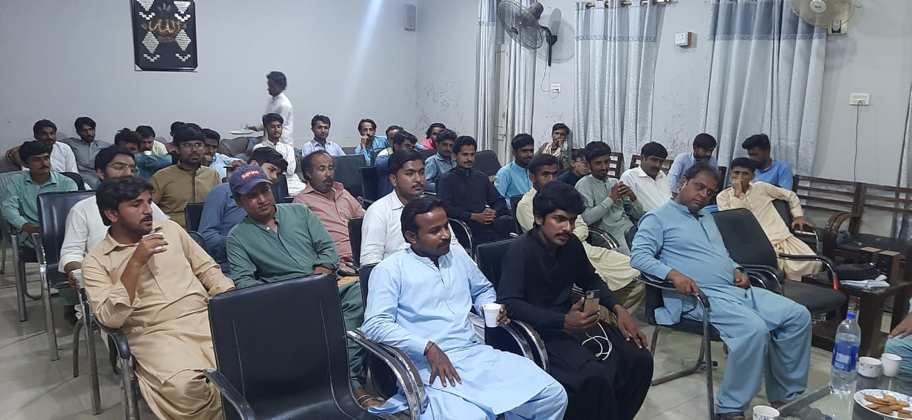 Declining Standard of Education in District Thatta Discussed -Sindh Courier-1