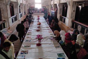 Exhibition of books authored by Prof Zulfikar Ali Bhatti - Sindh Courier
