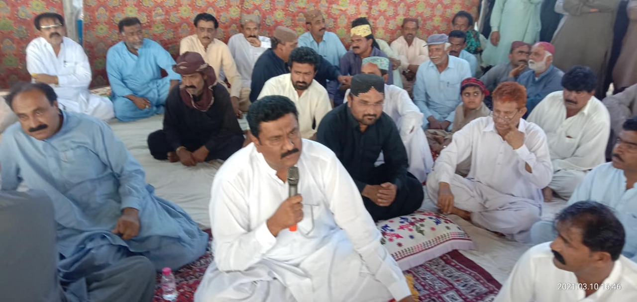Extra-Judicial Killing of Irfan Jatoi Sparks Protest- Sindh Courier-1
