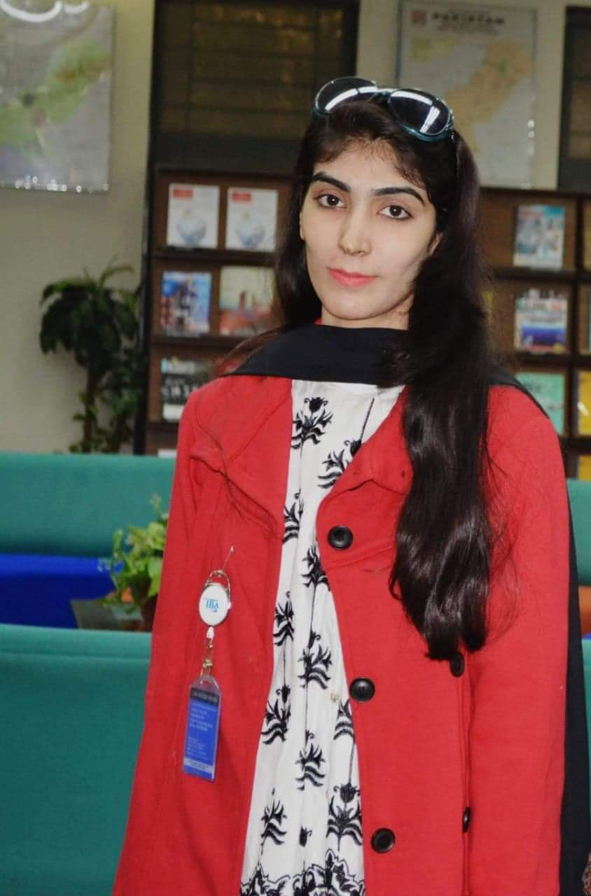 Farzana Chandio – An Internationally known Young Authoress - Sindh Courier-3