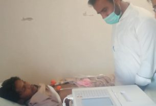 Free of cost ECG facility starts at Thar Foundation Hospital Islamkot - Sindh Courier