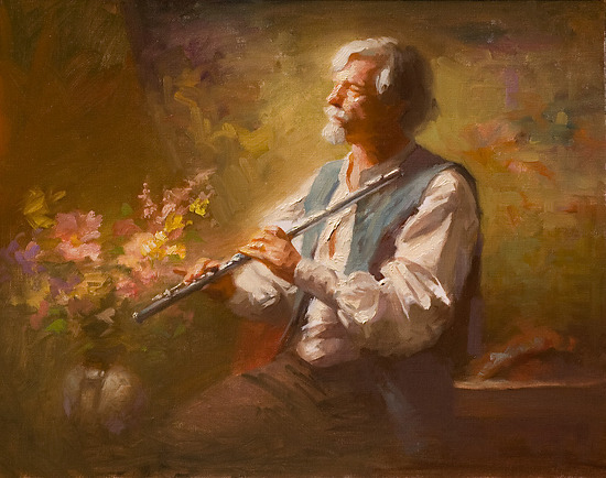 Hello Universe ... Listen to the Flute
