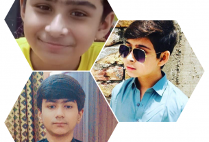 Meet the talented kids' trio of Jamshoro - Sindh Courier