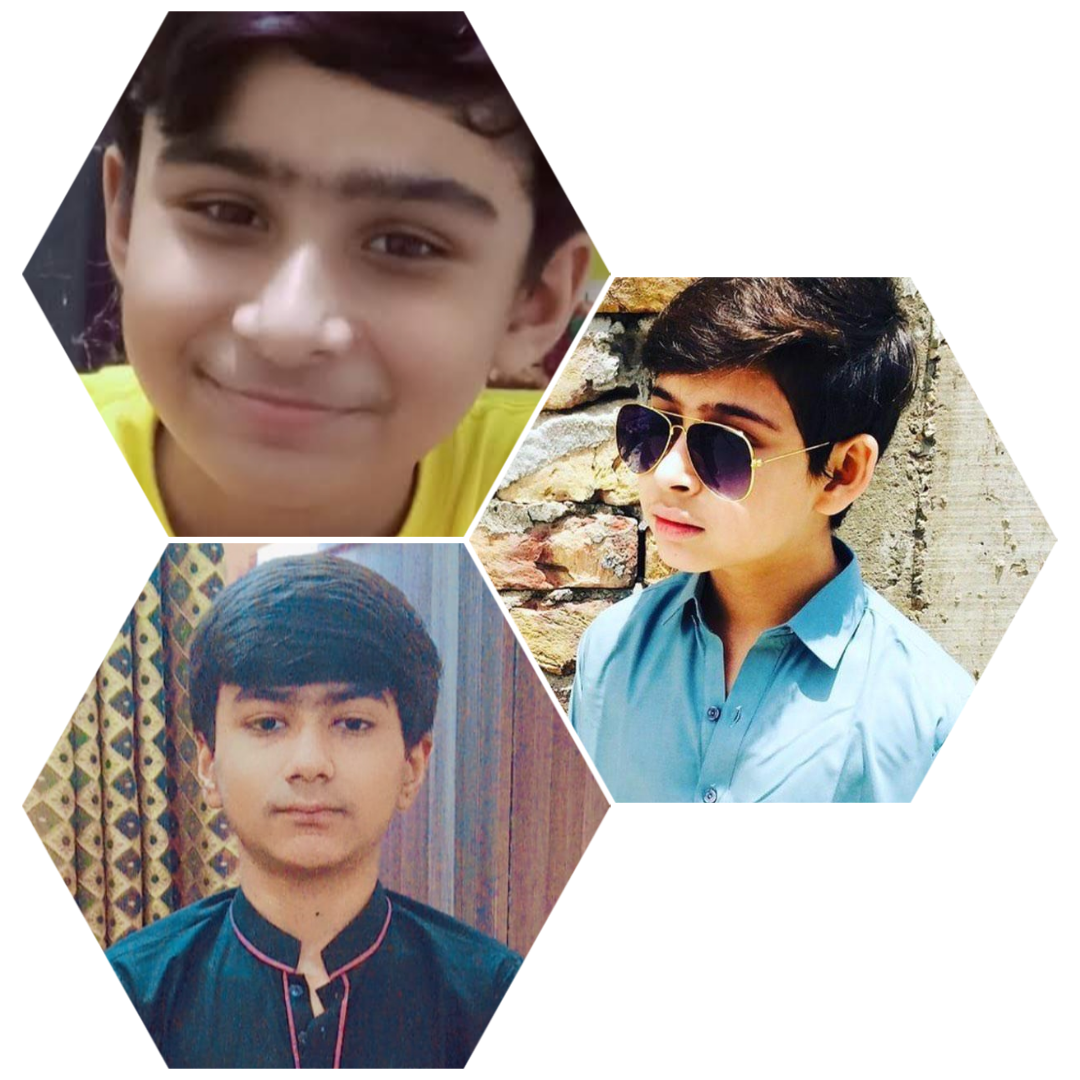 Photo of Meet the talented kids' trio of Jamshoro