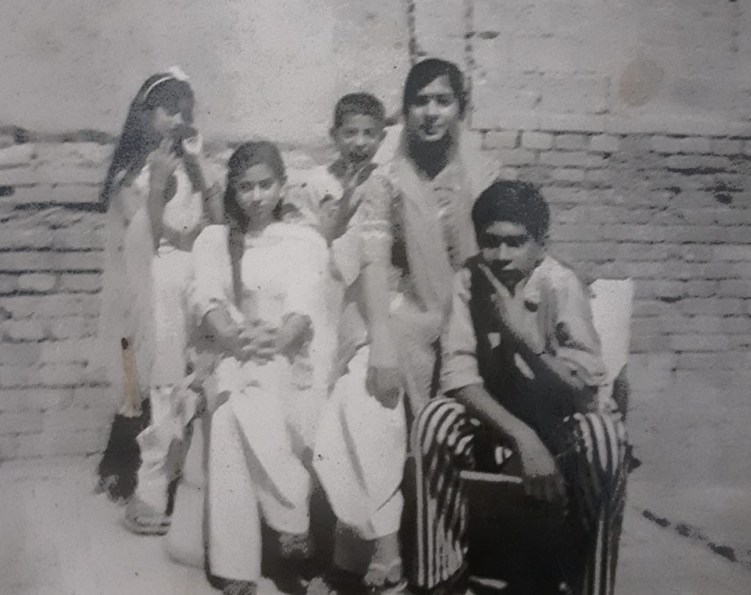 Memoirs - Can't Forget My Loved Ones- Veena and others- Sindh Courier