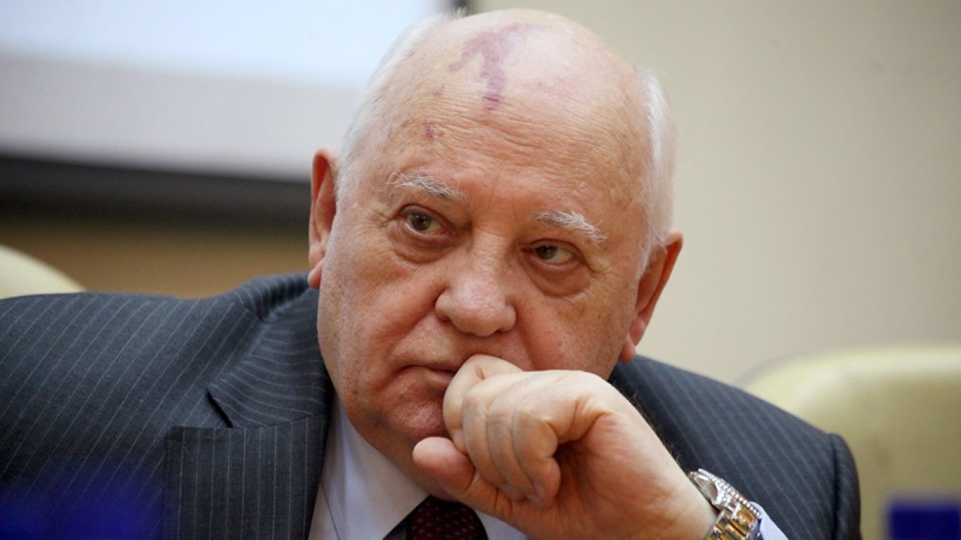 Photo of Mikhail Gorbachev: The man that changed the world