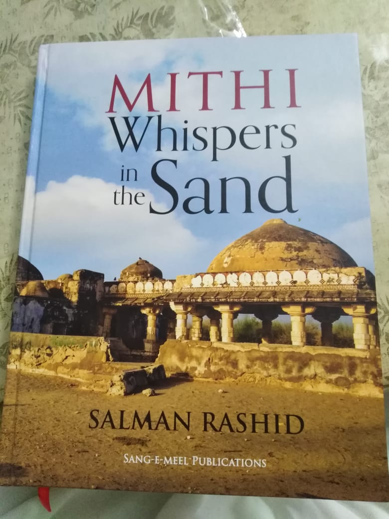 Mithi Whispers In Sand – A new book on Tharparkar - Sindh Courier