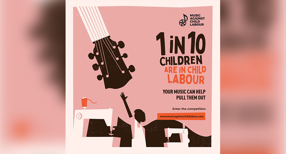 Music competition launched to raise awareness of child labor -1