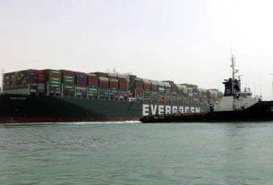 Observations of an Expat- The High Seas - Suez Canal-2