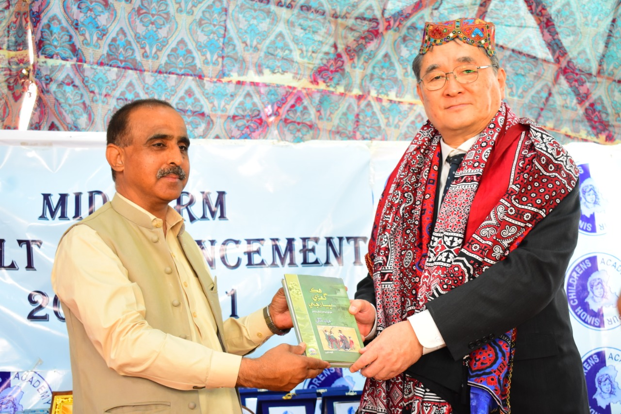 People of Japan love culture of Sindh – Consul General - Sindh Courie-2