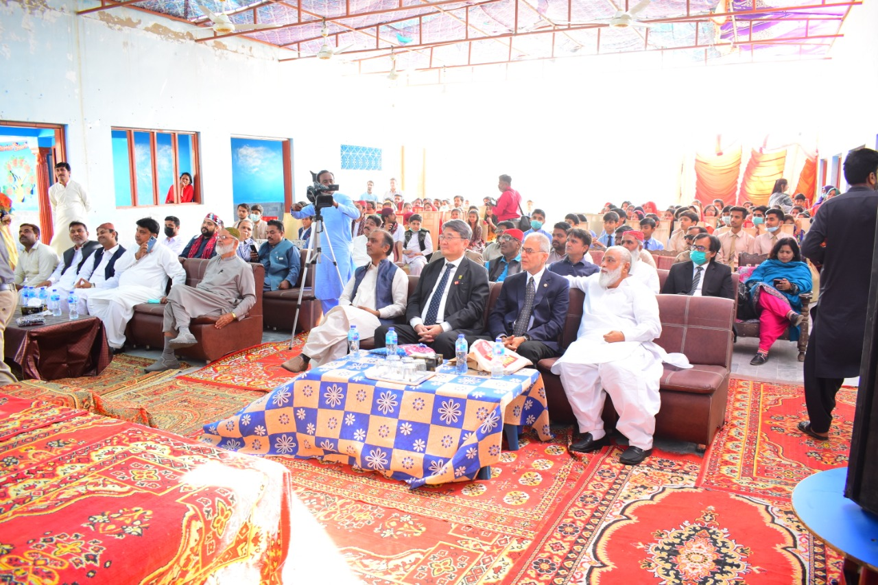 People of Japan love culture of Sindh – Consul General - Sindh Courie-4