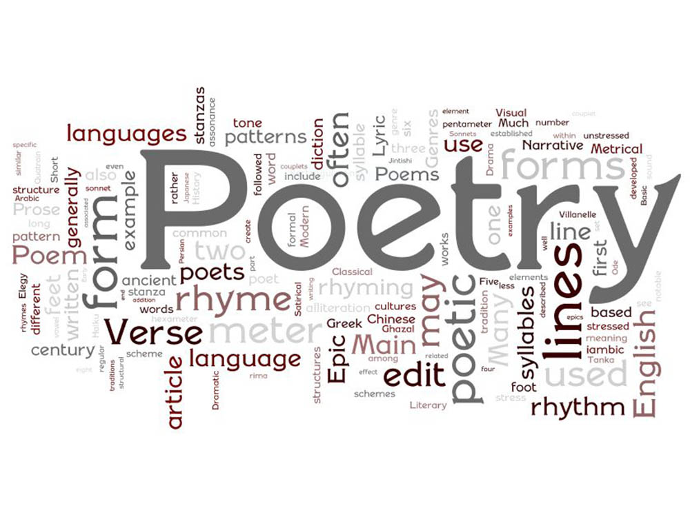 Poetry - Strong and Effective Vehicle of Human Thought