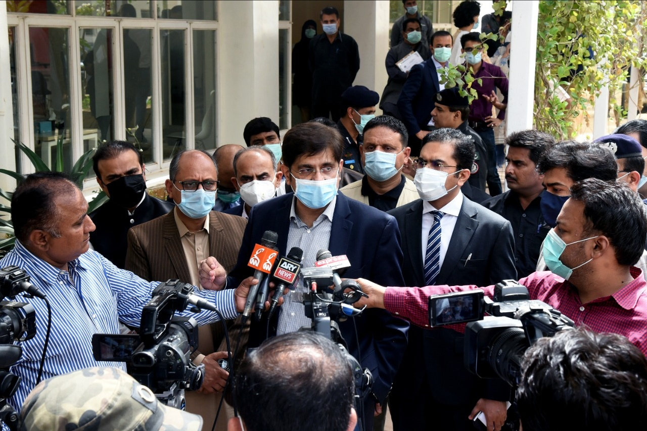 Sindh govt. faces Rs.80 billion shortfall -Murad Shah- Sindh Courier