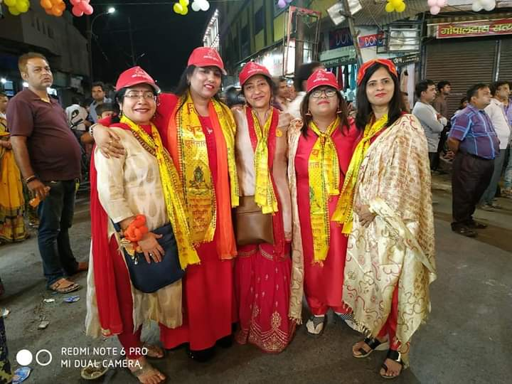 Sindhi Melo begins in historic Indian city of Agra- Royal Sindhi Ladies club activities- Sindh Courier-1
