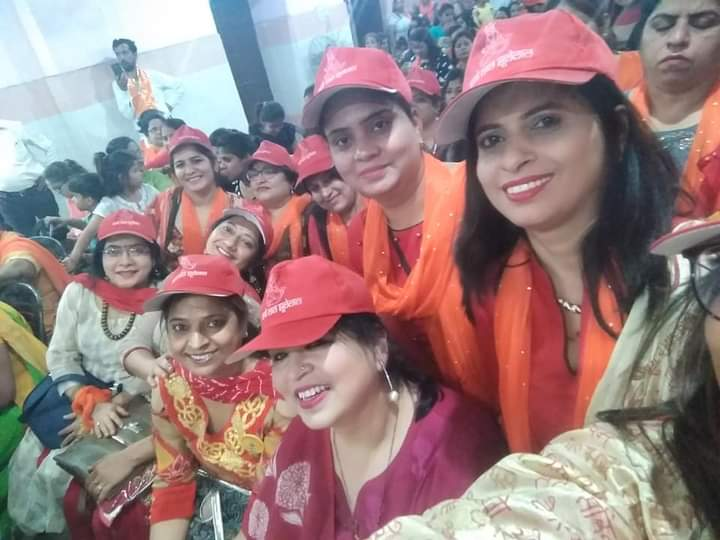 Sindhi Melo begins in historic Indian city of Agra- Royal Sindhi Ladies club activities- Sindh Courier-2