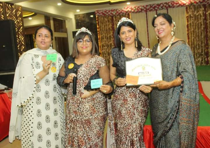 Sindhi Melo begins in historic Indian city of Agra- Royal Sindhi Ladies club activities- Sindh Courier-3