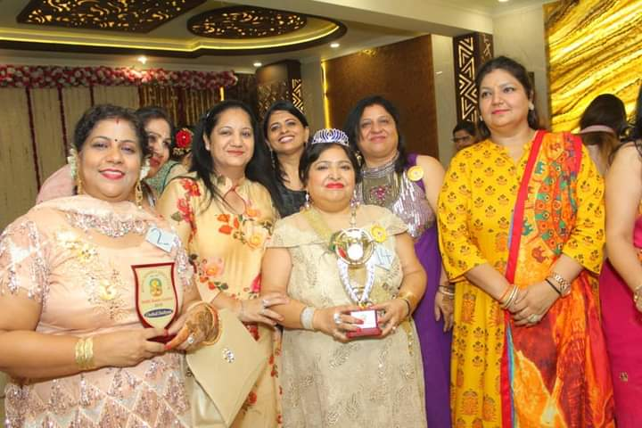 Sindhi Melo begins in historic Indian city of Agra- Royal Sindhi Ladies club activities- Sindh Courier-4