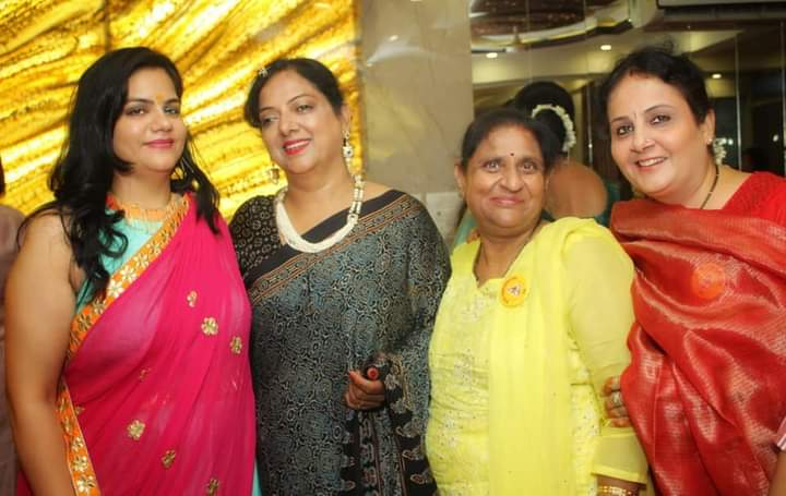 Sindhi Melo begins in historic Indian city of Agra- Royal Sindhi Ladies club activities- Sindh Courier-6