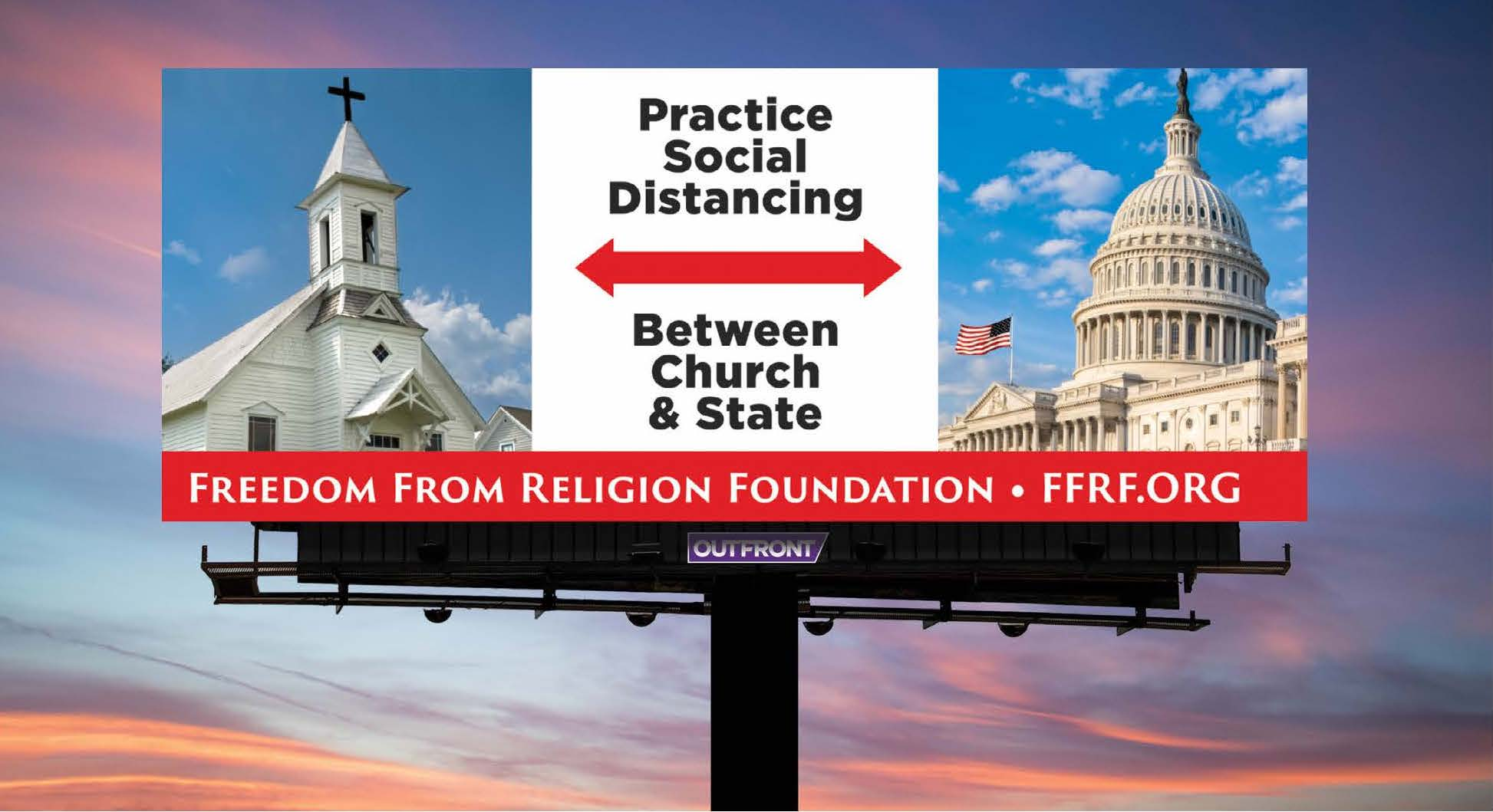 U.S. population distancing from religious institutions