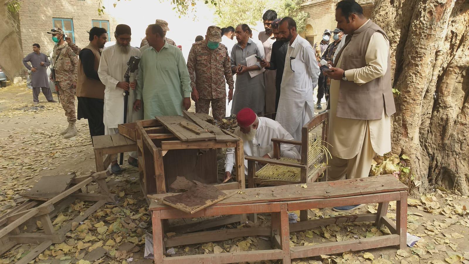 Ubauro Blast - Explosive material was sold to children as 'cracker' - Sindh Courier-2