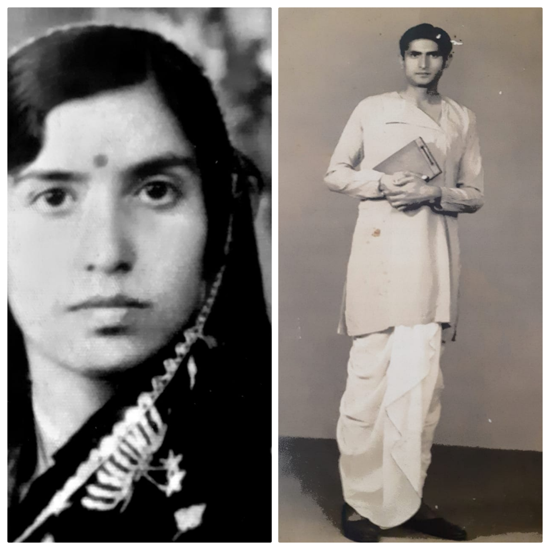 Veena Shringi – A multi-faceted personality - Gopi Kirshan- Sati Gopi- Mother-Father- Sindh Courier-