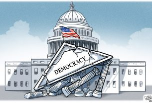 We the people - Democracy courtesy Global Times