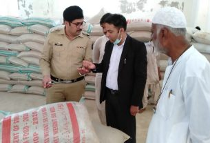 800 Bags of wheat found missing from Golarchi Gowdown - Sindh Courier-1