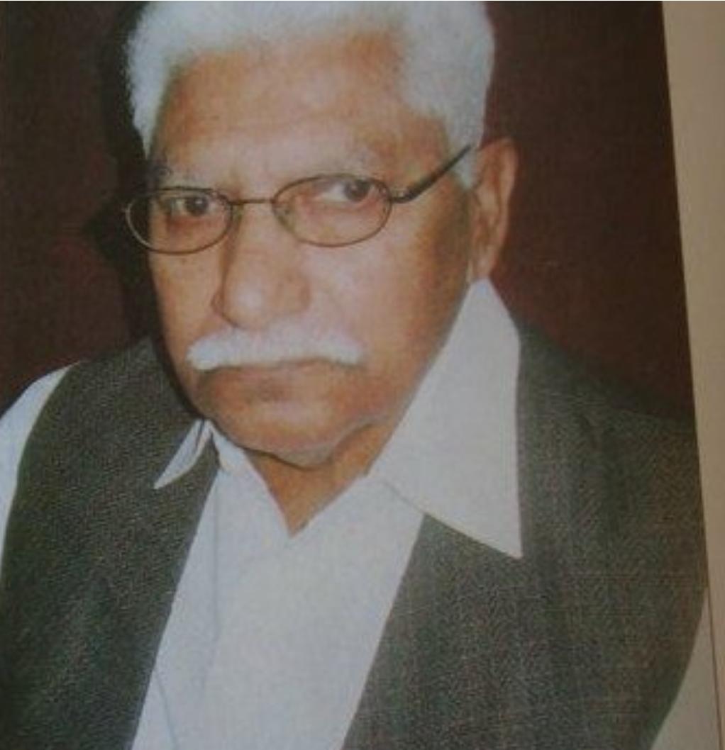 Aziz Jafrani - Poet-Historian- Sindh Courier-1