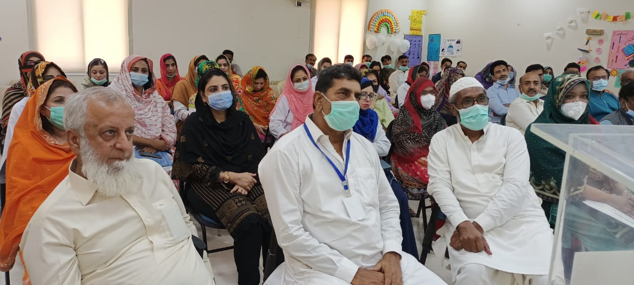 Badin doctors imparted training on treatment of depression- Sindh Courier-4