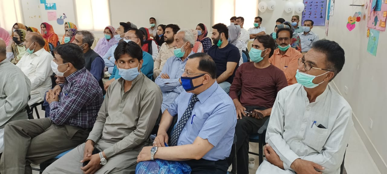 Badin doctors imparted training on treatment of depression- Sindh Courier-5