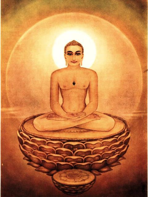 Photo of Birth Anniversary of last Jain Tirthankar Bhagwan Mahavir