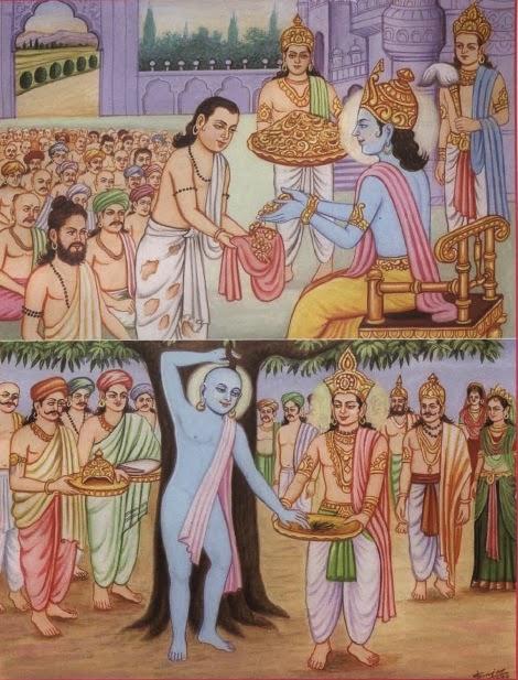Birth Anniversary of last Jain Tirthankar Bhagwan Mahavir- sindh courier-2 (2)