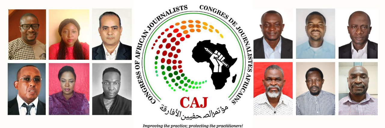 Congress of African Journalists to organize 3-day Conference - Sindh Courier-2