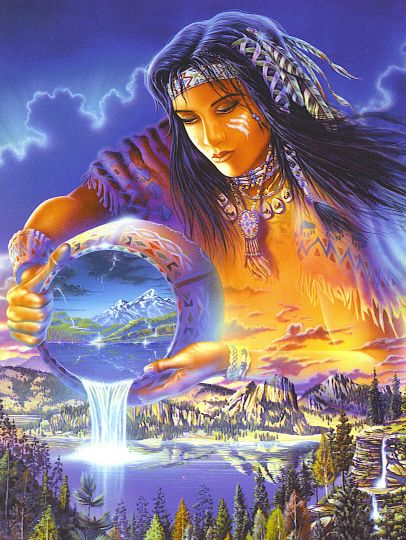 Contemporary-World-Literature-MotherEarth-Gaia