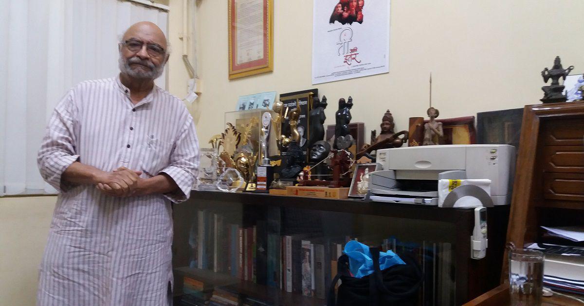 Govind Nihalani-Sindh Courier-1