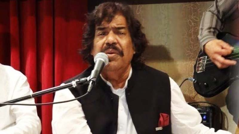 Legendary Folk Singer Ustad Shaukat