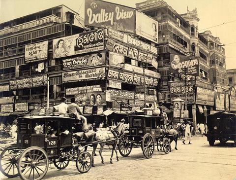 Longing- belonging -in the city of my dreams- Kolkata - 1945