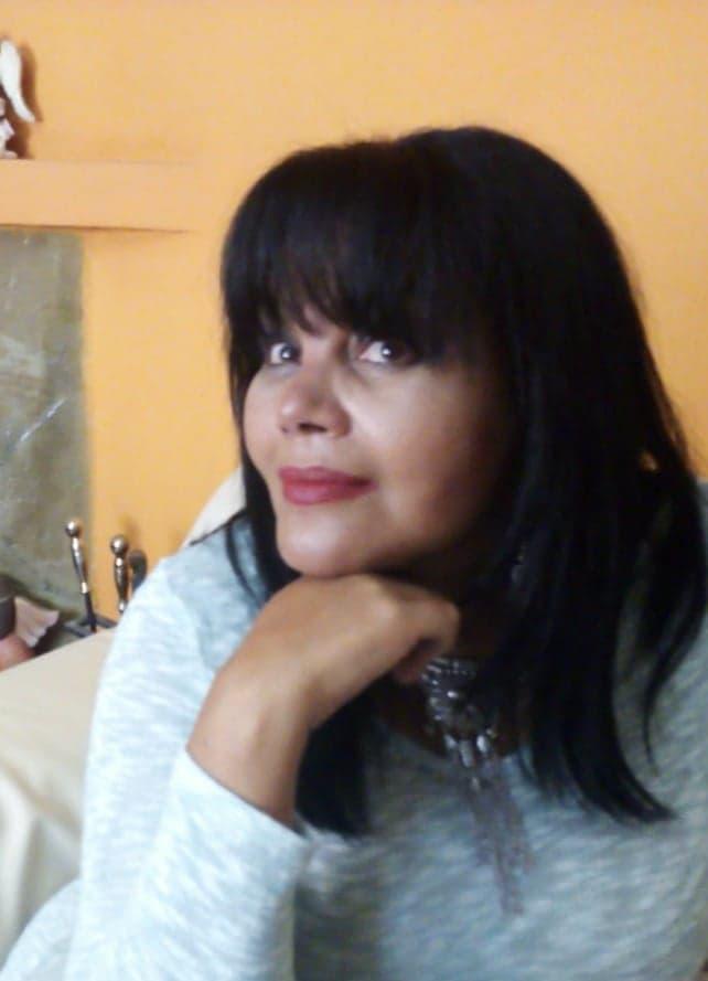 Márcia Batista Ramos - Brazil. Sindh Courier