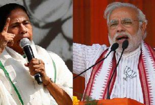Modi vs Mamata-3