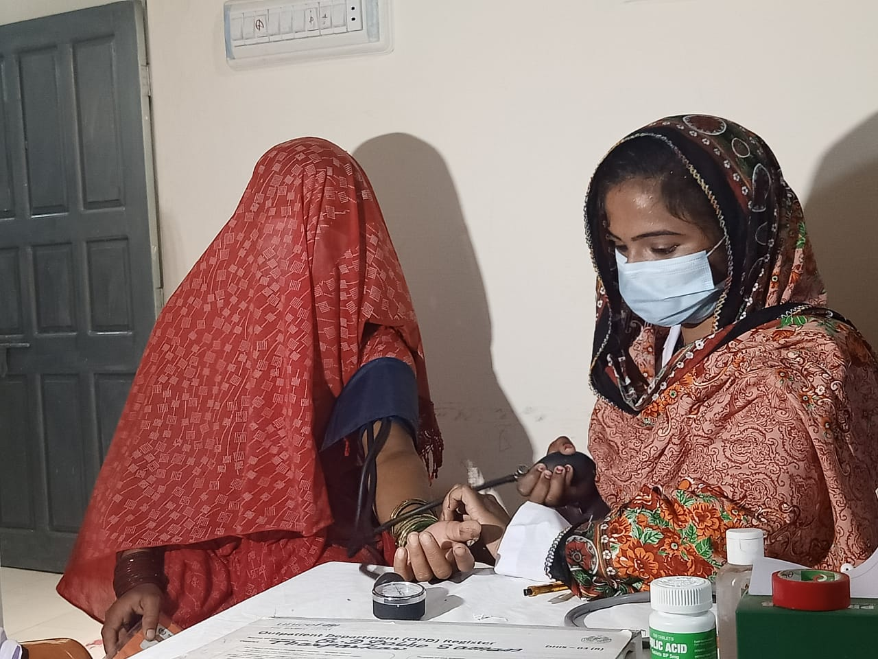NGO adopts 4 Govt. Dispensaries in Tharparkar - Sindh Courier-1