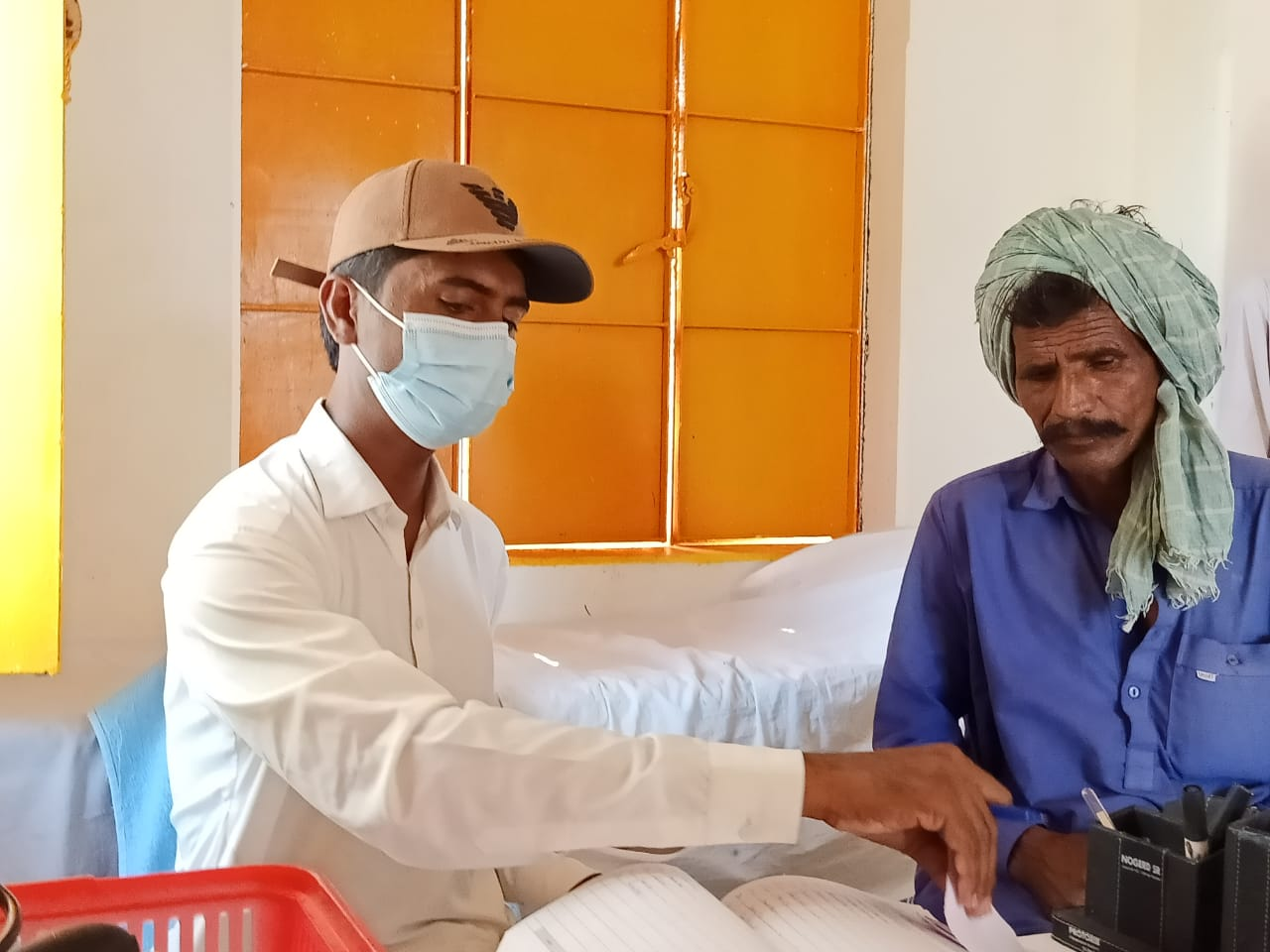 NGO adopts 4 Govt. Dispensaries in Tharparkar - Sindh Courier-2
