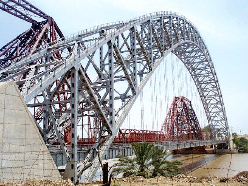 New Bridge on River Indus planned - Lansdowne Bridge