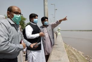 New bridge on Indus River planned for connecting Sukkur-Rohri cities - Sindh Courier-1