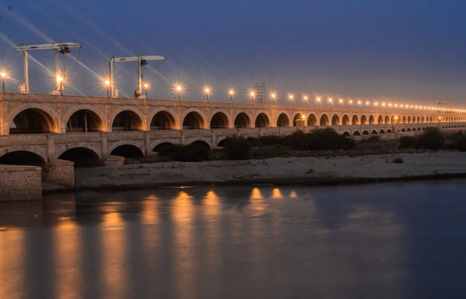 New bridge on River Indus planned - SUKKUR BARRAGE