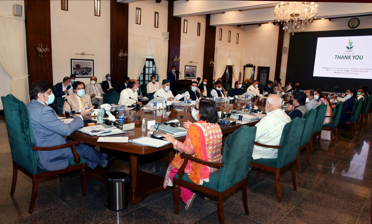 Poor people of Sindh to get interest-free small loans- Sindh Cabinet- Sindh Courier