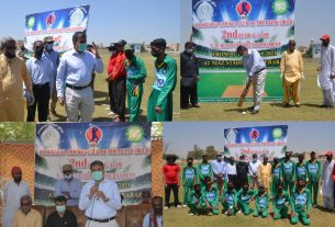Quaid-e-Azam T20 Blind Cricket Tournament Kicks Off In Hyderabad - Sindh Courier