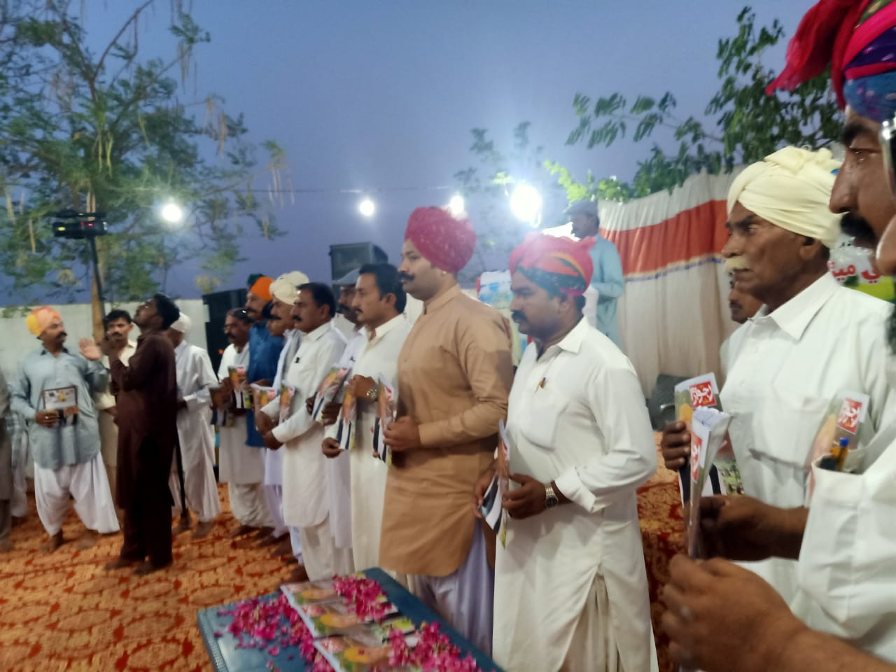 Rich tributes paid to Ransigh Sodho - Sindh Courier-4