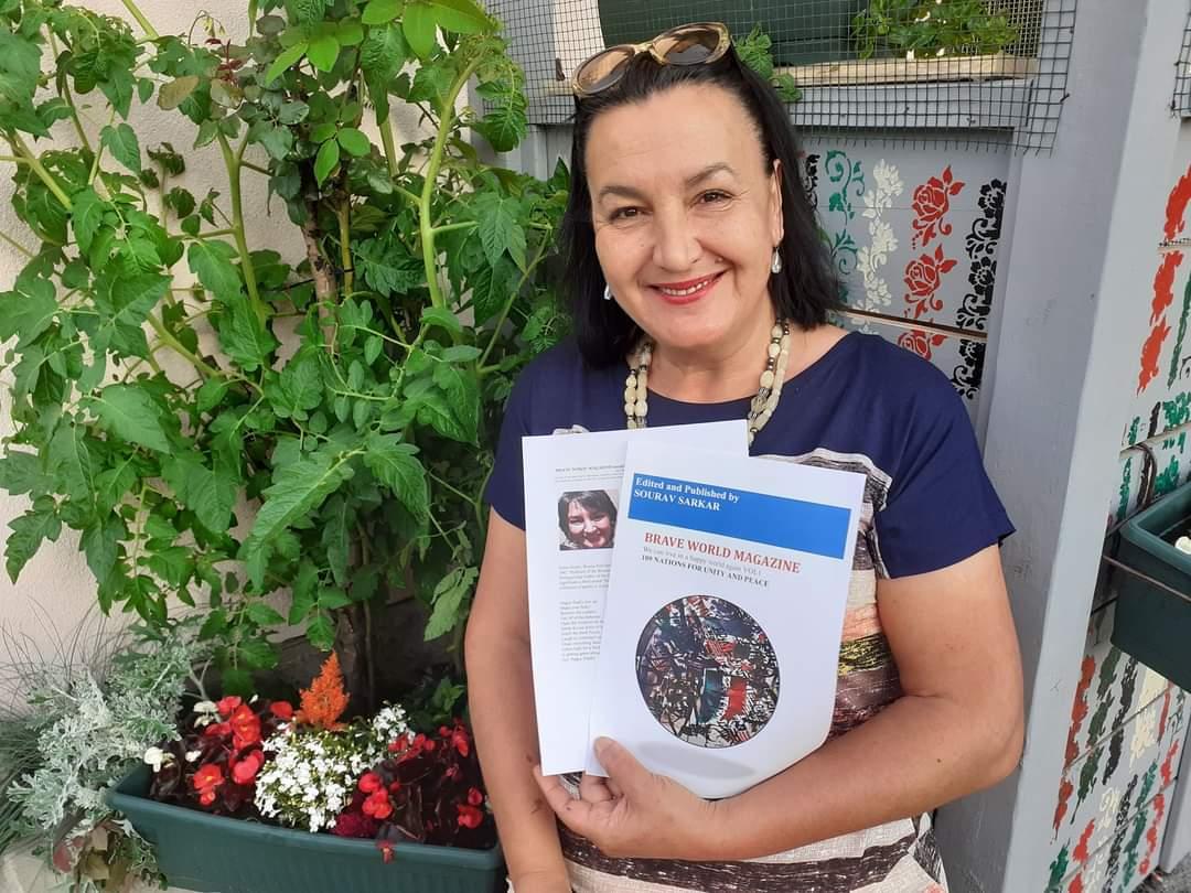 Selma Kopic - Poetess- Bosnia- Sindh Courier