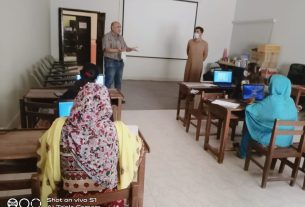 Thar Foundation - English-Computer-Courses- SindhCourier