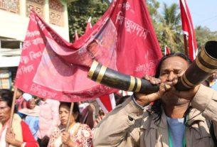 The Matuas in Bengal rise again....